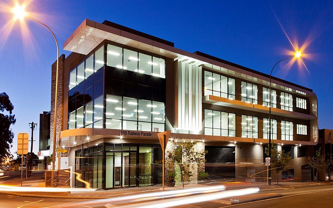 Commercial Office Complex, West Leederville