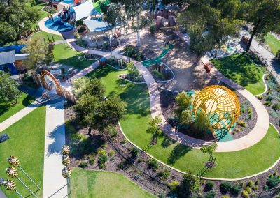 Bibra Lake Adventure Playground