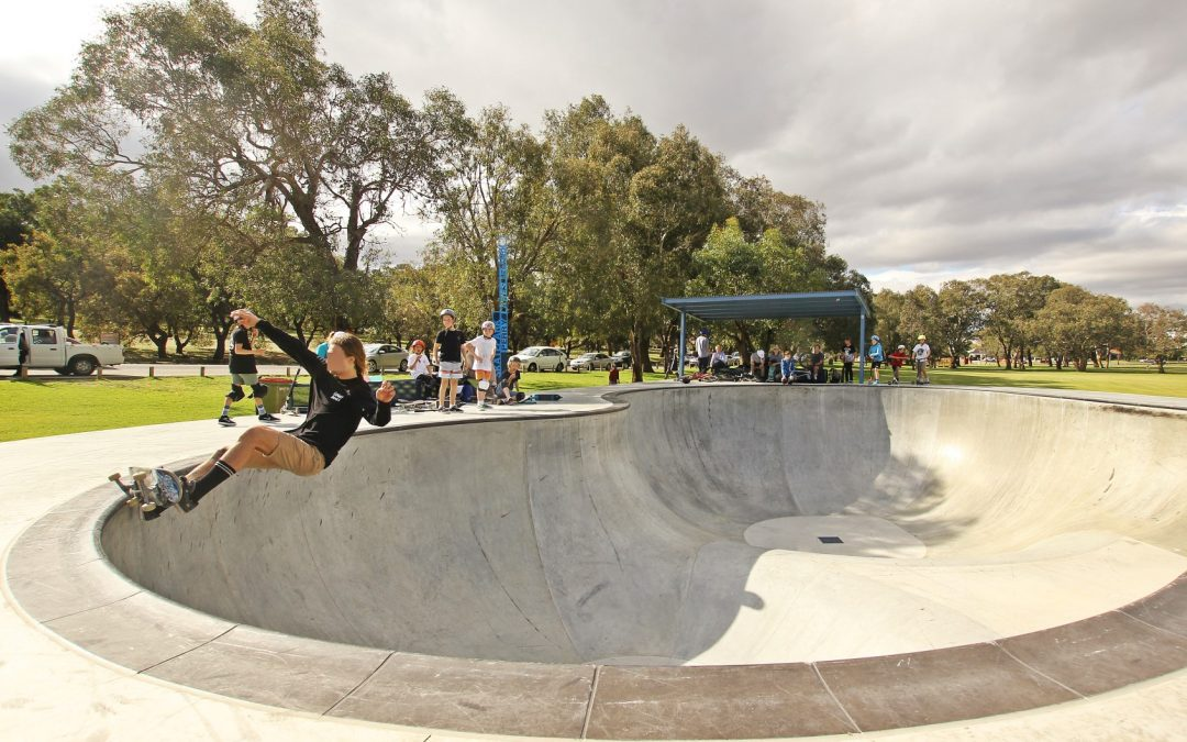 Perry Lakes Skate Park – Stage 2