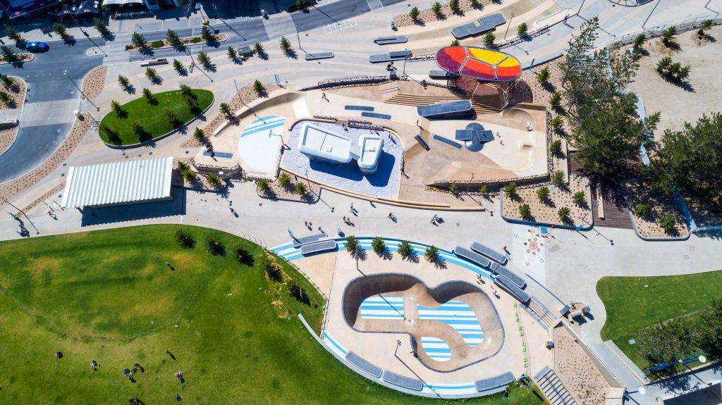 Scarborough Beach Skate Park