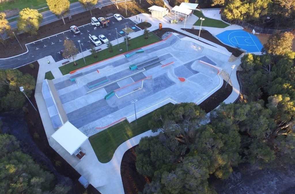 Walliabup Skate and Recreation Park will officially open on Saturday 25th August