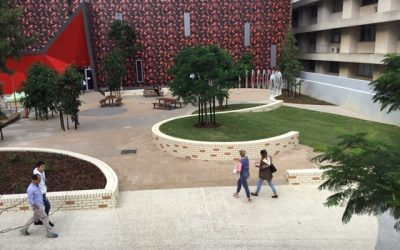 QEII Medical Centre – Georgeff Quadrangle Upgrade