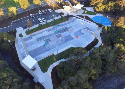 Walliabup Skate Park and Youth Precinct – Bibra Lake
