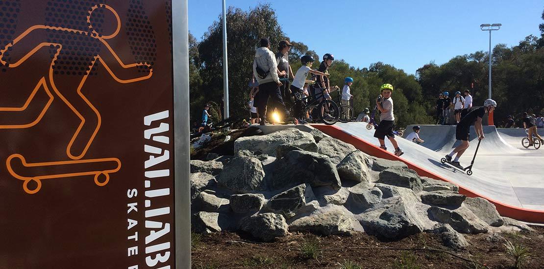 Ecoscape-Walliabup-Skate-Park-Landscape-Design-Opening-Day-02