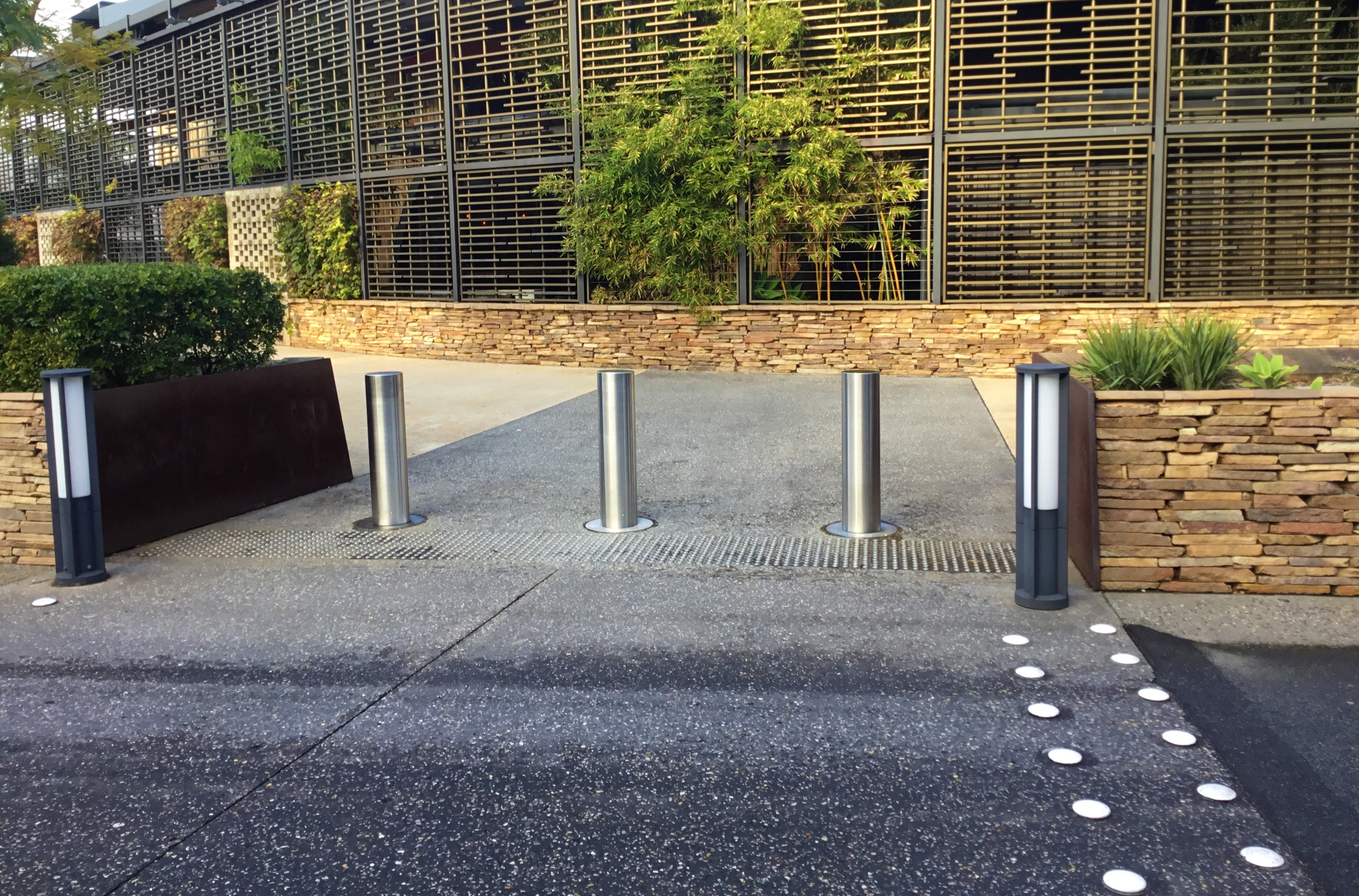 Crown Security Bollards 2