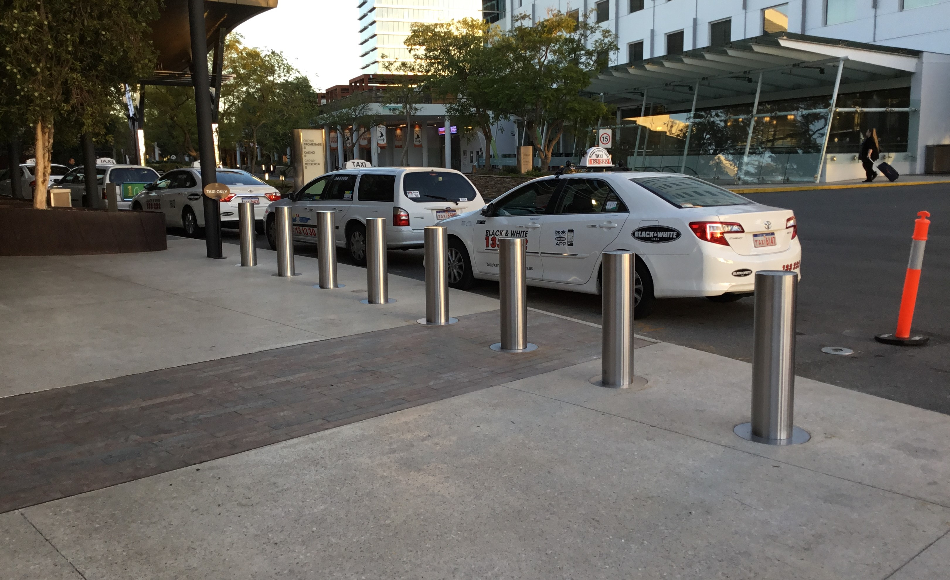 Crown Security Bollards 6