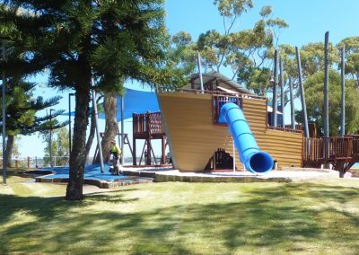 Heathcote Reserve Playground and Lookout Renewal