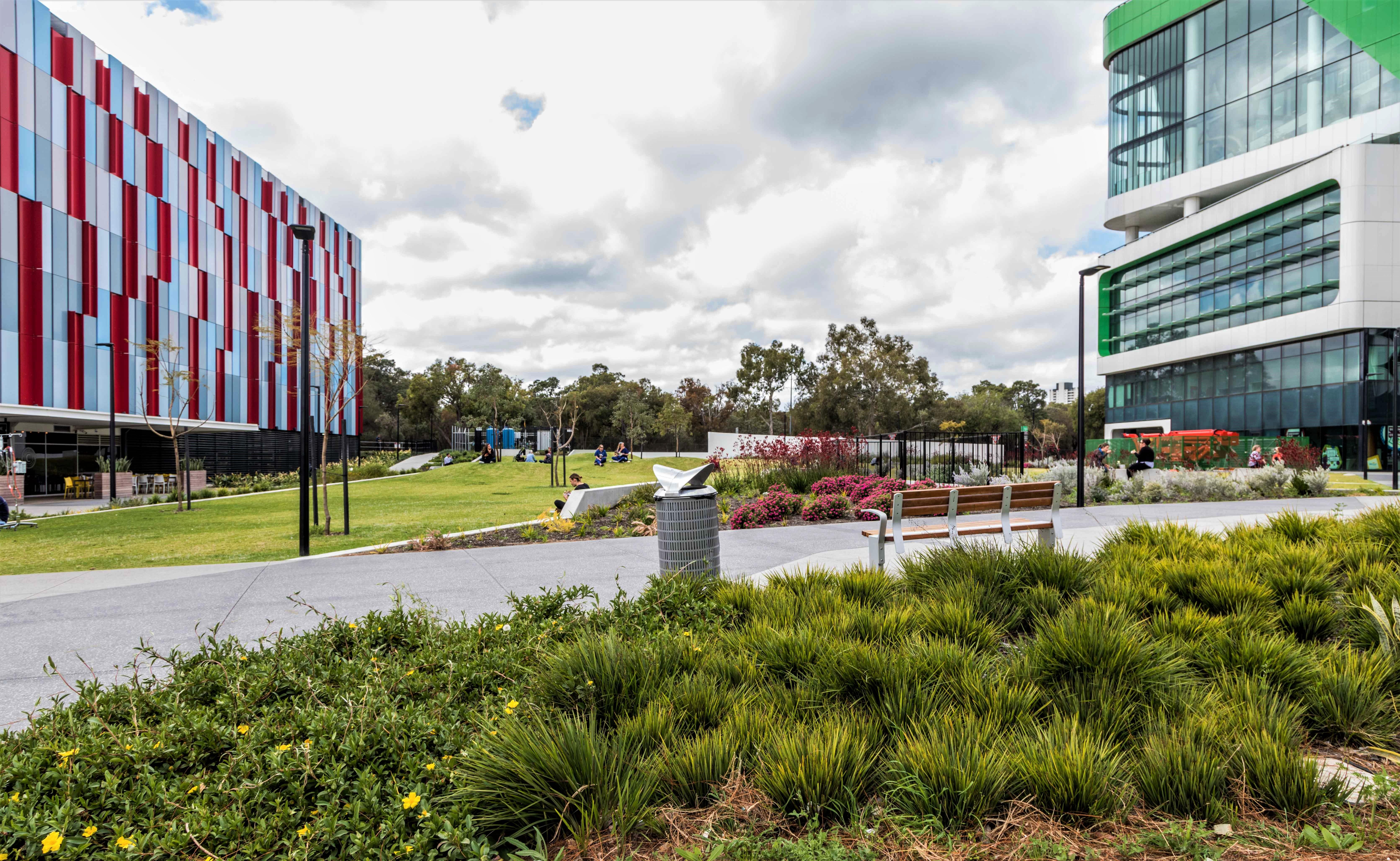 Perth's Children Hospital