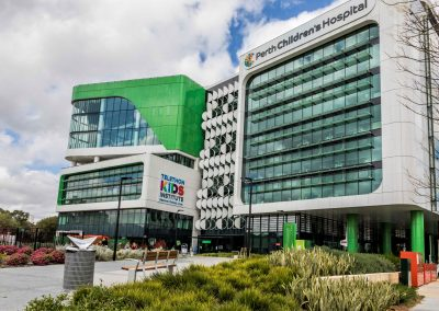 Perth Children's Hospital – Northern Green Space Stage 2