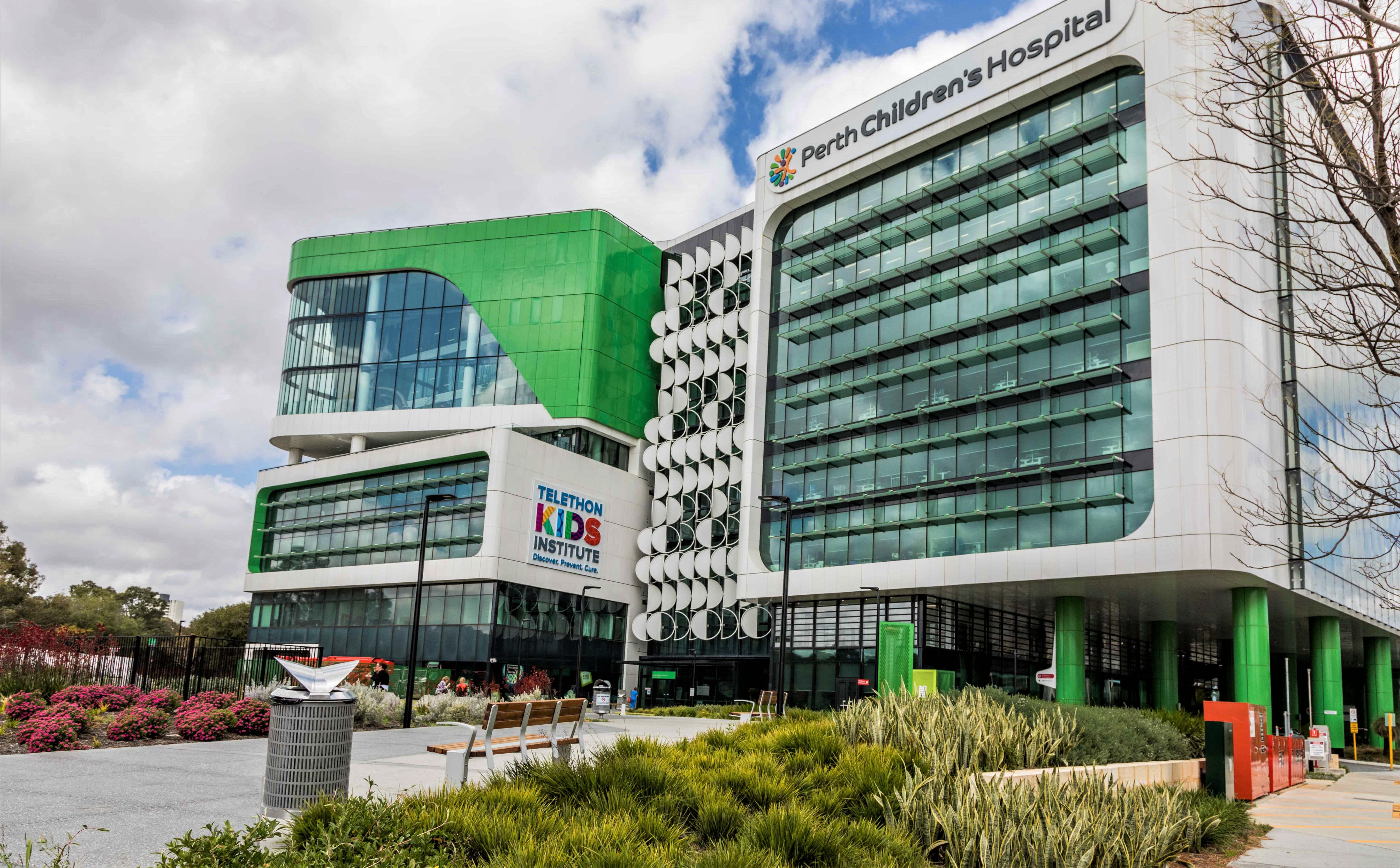 Perth's Children Hospital 2