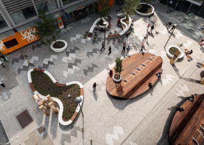 Raine Square – Civil and Streetscapes