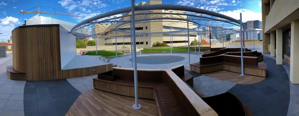 TAFE Rooftop - Panorama