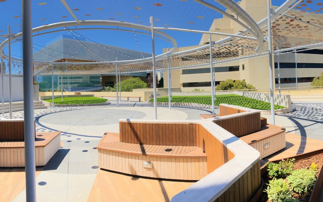TAFE Rooftop – Stage 2