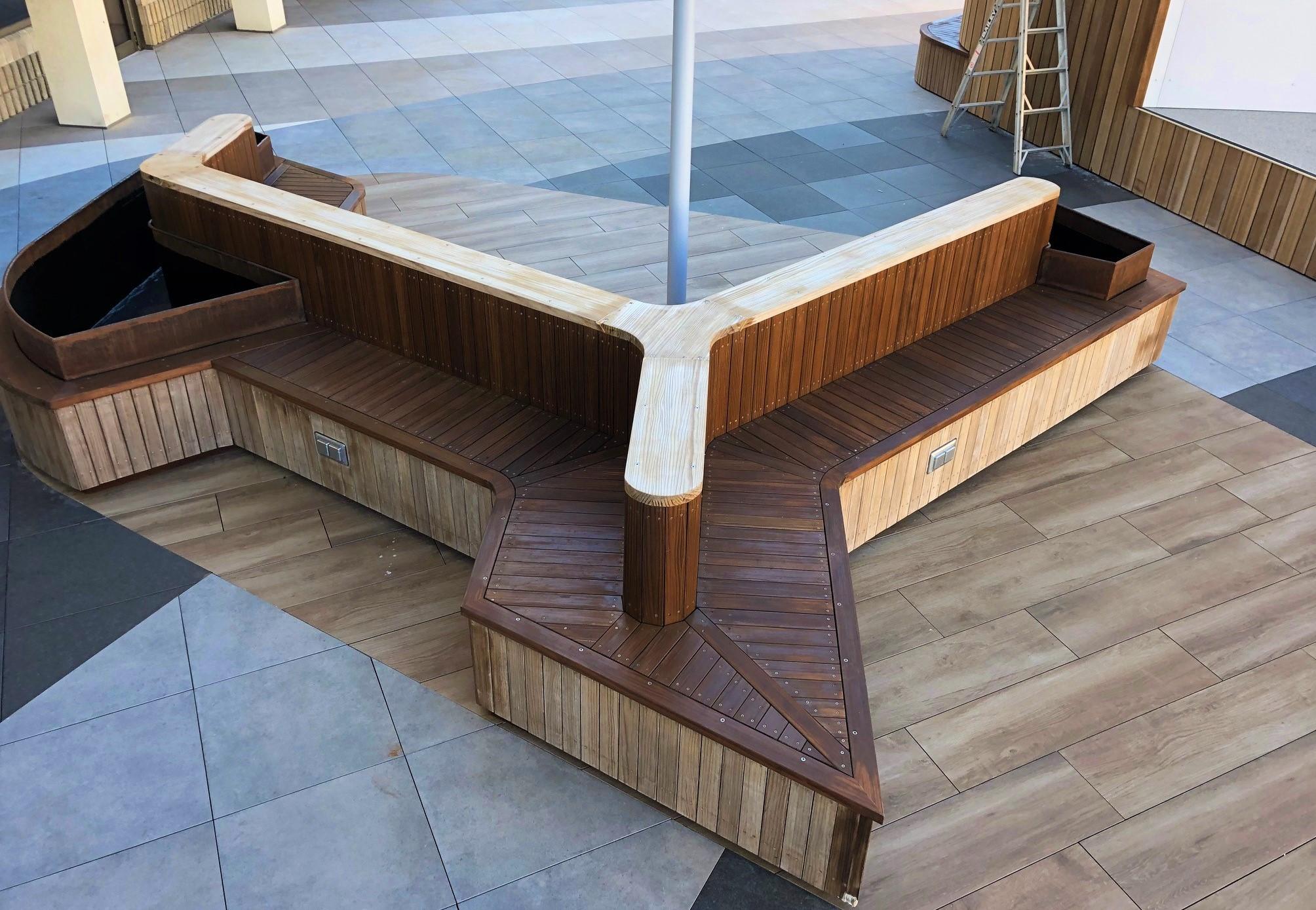 TAFE Rooftop - Seats