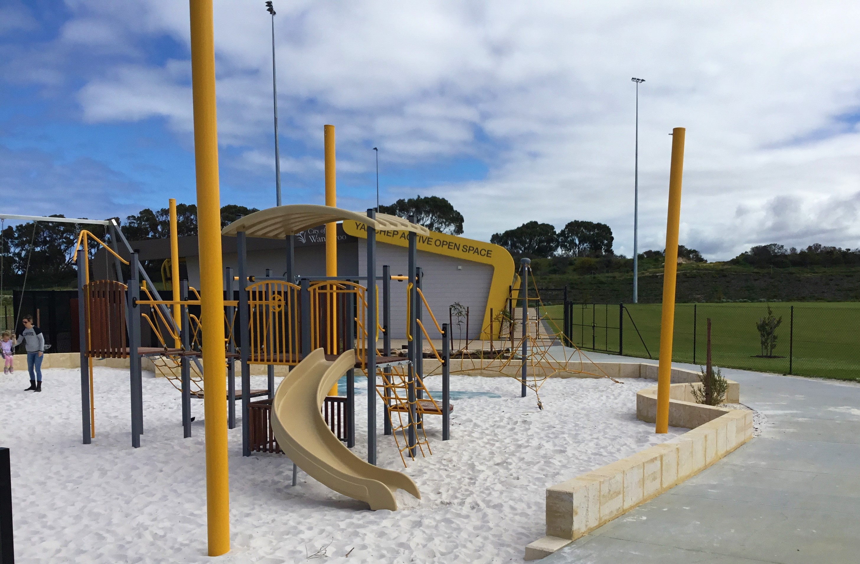 Yanchep POS - Slide and Play Equipment
